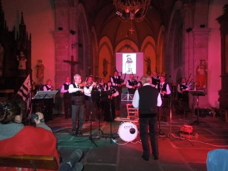Concert à Ploubezre