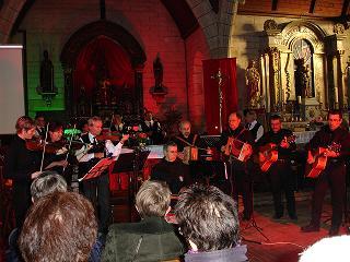 Concert à Trélévern