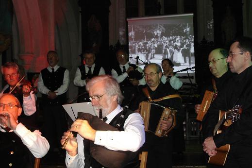 Concert Tribann musique Bretonne